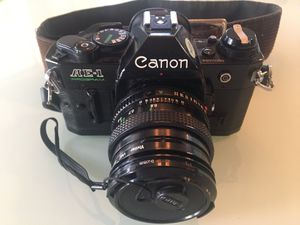 Canon AE-1 Program with 4 Lens, Flash, 3 Filters and more for Sale in Fountain Hills, AZ