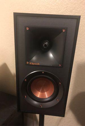 Pair of Klipsch R-41M Speakers for Sale in Cedar Park, TX