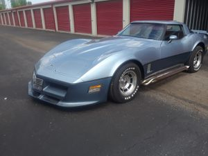 1980 Corvette 4 speed, may trade for Sale in Galloway, OH