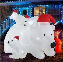 Polar Bear Christmas Inflatable for Sale in Lake Stevens,  WA