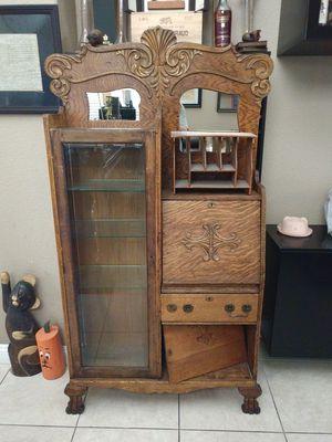 Antique Secretary Desk for Sale in Las Vegas, NV