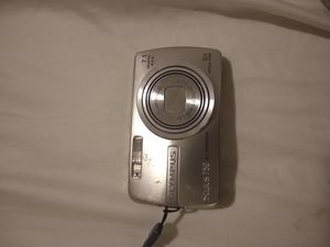 Olympus Stylus 750 7.1MP Digital Camera with Digital Image Stabilized 5x Optical Zoom for Sale in San Jose, CA