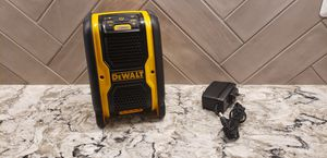 NEW DEWALT 20V CORDLESS AND CORDED BLUETOOTH SPEAKER for Sale in Herndon, VA