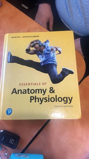 Anatomy & Physiology book for Sale in Pikeville, NC