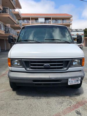 2007 Ford Econoline Cargo for Sale in Millbrae, CA