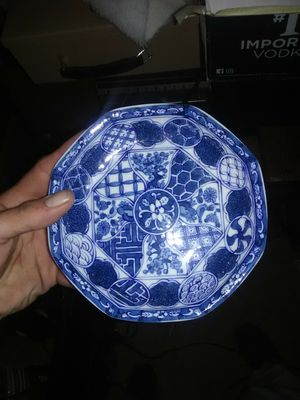 Antique Oriental China plate for Sale in Albuquerque, NM