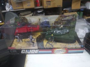 G.i.joe a real American hero ultimate battle pack for Sale in Fort Smith, AR