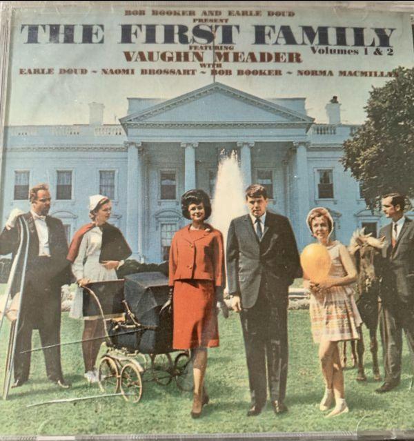 The First Family V 1 & 2 '62 & '63 CD NEW! SEALED!