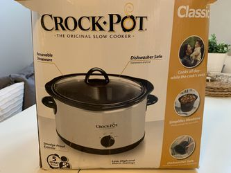 Crock Pot Slow Cooker for Sale in Canton,  MI