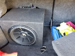 KICKER COMP WITH SMP for Sale in Placentia, CA