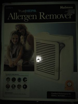 Holmes hepa filter allergen remover air purifier for Sale in Winter Springs, FL