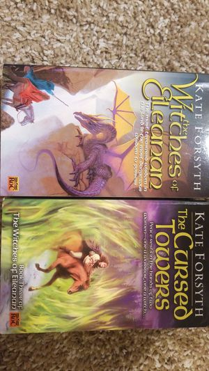 Kate Forsyth witches if eileanan for Sale in Peoria, AZ