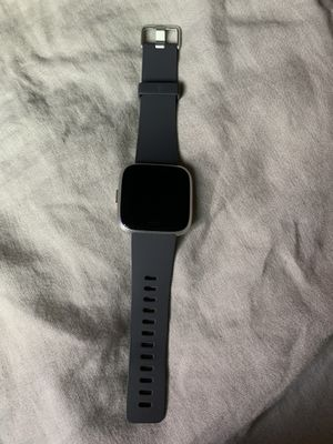 Fitbit Versa Lite - Charcoal for Sale in San Marcos, CA