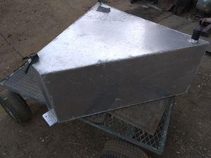 Large Aluminum Fuel Tank fer A Boat,Etc. for Sale in Calimesa, CA