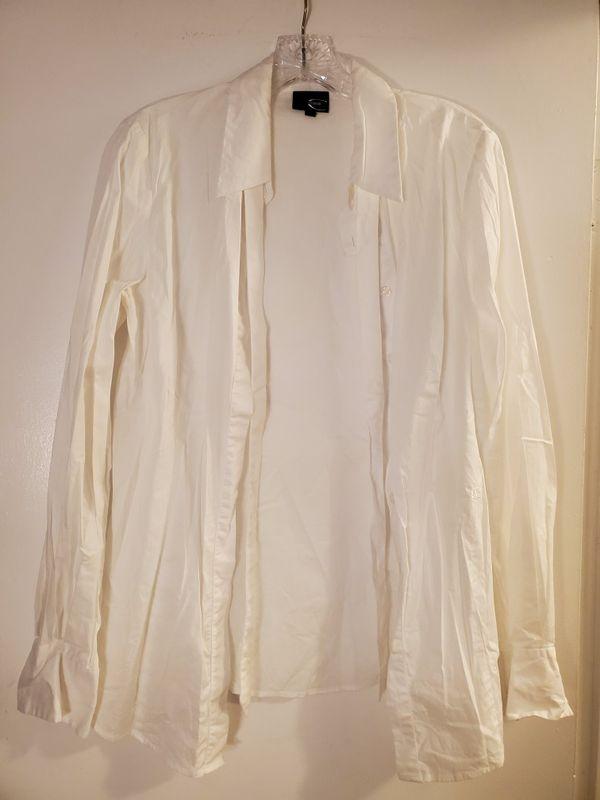Cavalli White Shirt