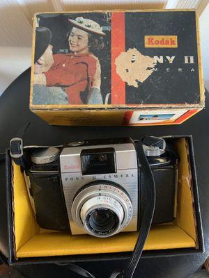 Vintage Kodak Pony 2 film camera for Sale in Norwalk, CA