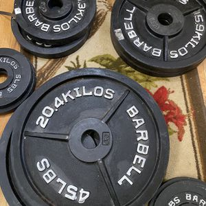 Weight Set w Bench for Sale in Annandale, VA