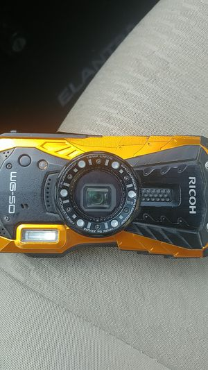Ricoho WG-50 digital camera for Sale in Kissimmee, FL