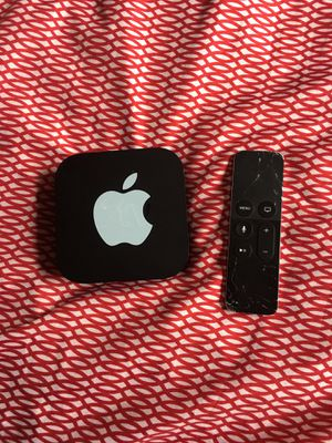 Apple TV device for Sale in Morrisville, NC