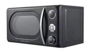 Galanz Countertop Microwave makes cooking and reheating meals or beverages simple, quick, for Sale in Dallas, TX