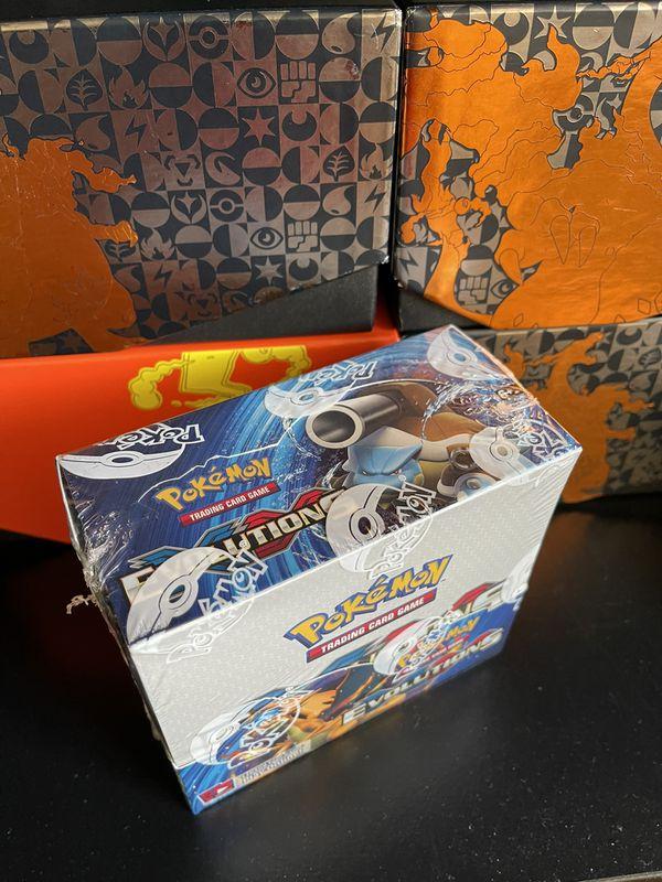 Evolution Booster Box Raffle