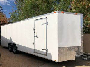 8.5 x 24ft enclosed trailer for Sale in Mesa, AZ