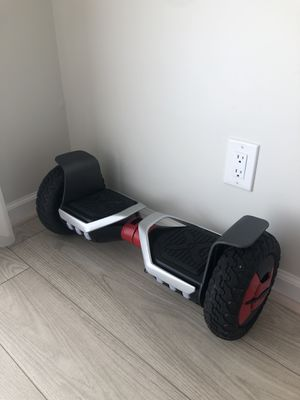Hoverboard Beast Hover-1 Led/Bluetooth for Sale in Doylestown, PA