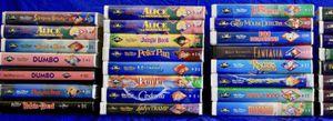 Disney original vhs movies for Sale in Amarillo, TX