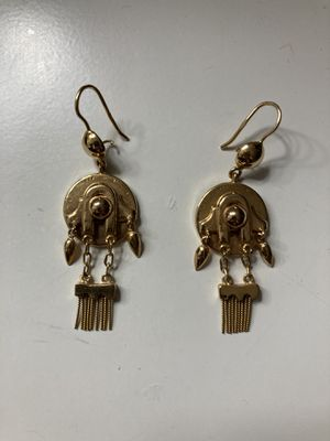 Gold Vintage Earrings (14k) for Sale in MARTINS ADD, MD