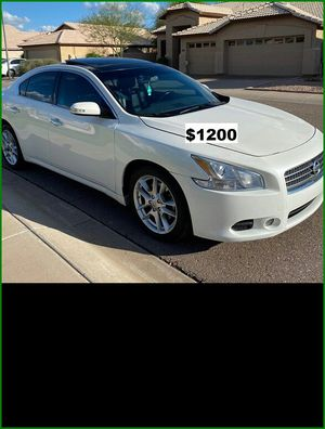 only$1200 Nissan Maxima for Sale in Sacramento, CA