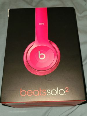 Beats Solo 2 , Pink for Sale in Anaheim, CA