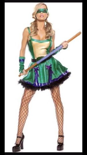 Halloween! Juniors small costume. Have the matching couple costume for Sale in Denver, CO