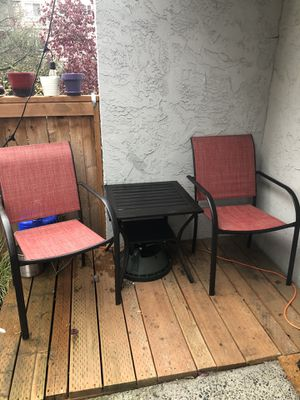 New And Used Outdoor Furniture For Sale Offerup