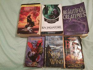Fantasy book lot for Sale in Victoria, TX