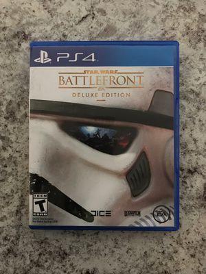 Star Wars Battlefront PS4 for Sale in Pensacola, FL