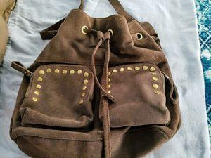 Suede hobo bag for Sale in Bethel Park, PA