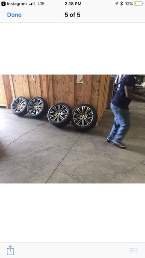 "300s wheels 20"" sports for Sale in North Chesterfield, VA"