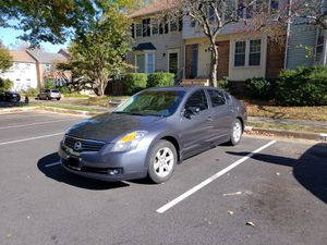 2009 Nissan Altima 2.5s for Sale in Fairfax, VA