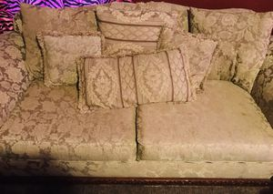 Couch and chase lounge for Sale in Wichita, KS