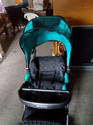 double stroller for Sale in Springfield, MA