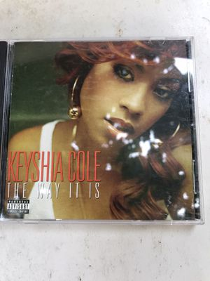 "!! Keyshia Cole "" The Way It Is"" CD for Sale in San Fernando, CA"