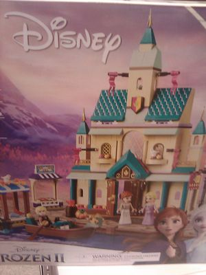 Frozen II castle Lego set for Sale in Tacoma, WA