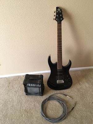 Guitar and amp for Sale in Phoenix, AZ