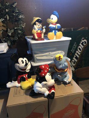 Disney Cookie Jars for Sale in Oak Park, MI