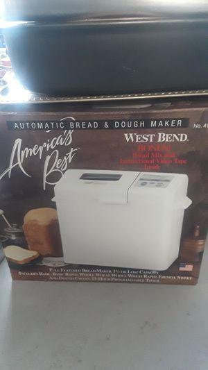 Bread Maker for Sale in Corona, CA