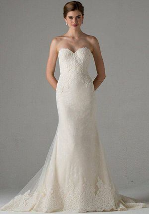 Anne Barge Avallon Wedding Dress. Originally $5000 for Sale in Belmont, CA