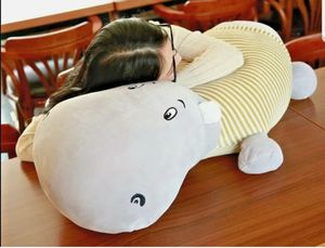 """Large 26"""" Soft Hippopotamus Plush Toy Hippo Stuffed Animal Baby Gift Pillow for Sale in Long Beach, CA"""
