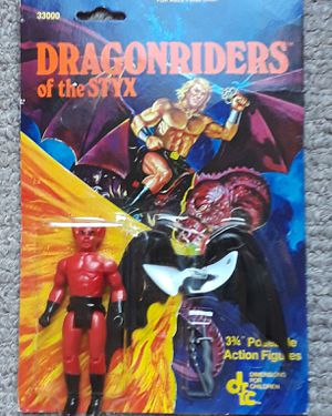 1983 Dragonriders Of The Styx Demon Warrior for Sale in Virginia Beach, VA