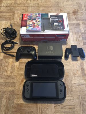 Nintendo Switch Bundle for Sale in San Jose, CA