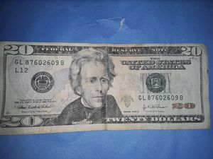 20 dollars for Sale in Dallas, TX